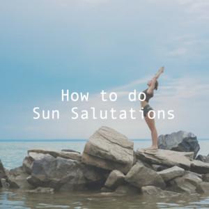 太陽礼拝のポーズのやり方と効果|初心者でもできるポイントもわかりやすく解説