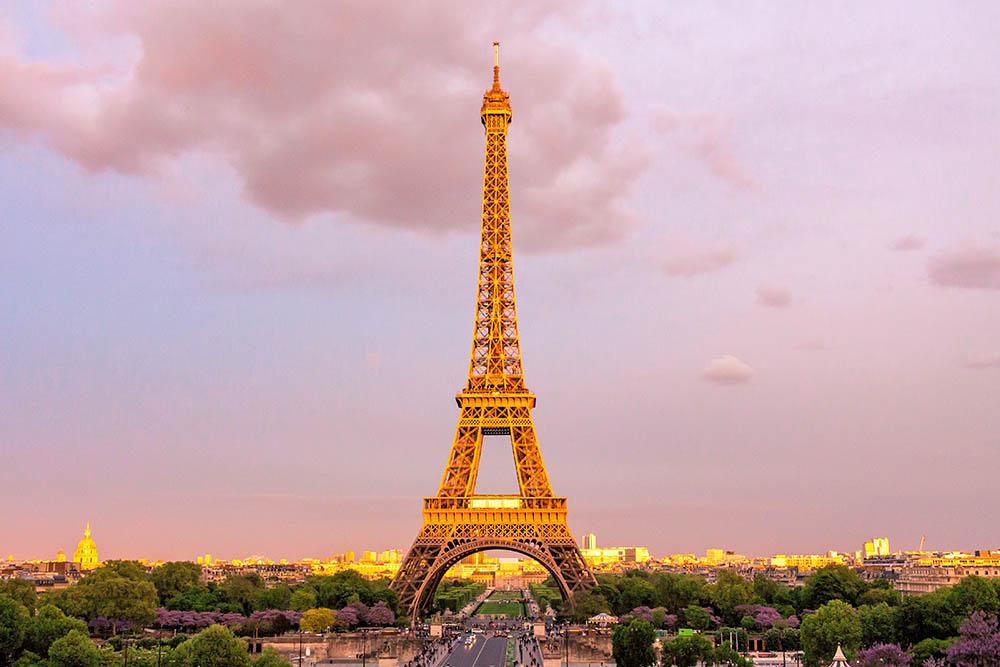 パリのイメージ