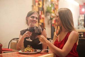 ワイン女子会