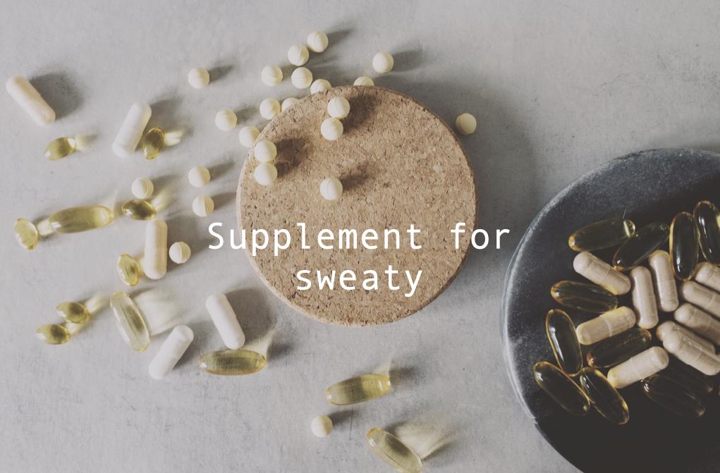 汗対策のサプリメントアイキャッチ