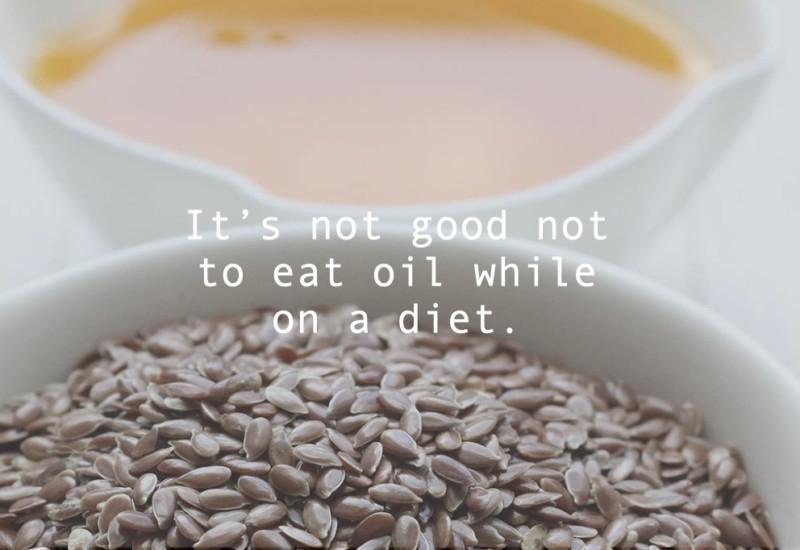 ダイエット中のオイルのアイキャッチ