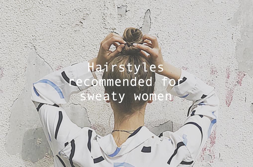 汗かき女子の髪型のアイキャッチ